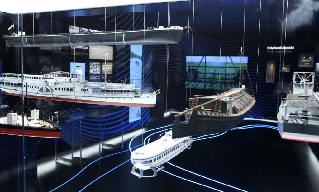 A Duna Múzeum (Esztergom) VÍZEUM című új állandó kiállítása nyerte AZ ÉV KIÁLLÍTÁSA címet