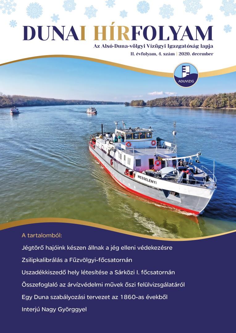 Dunai Hírfolyam - 2020. december - 4. szám