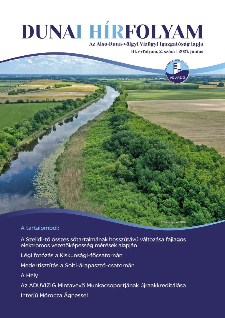 Dunai Hírfolyam - 2021. június - 2.szám